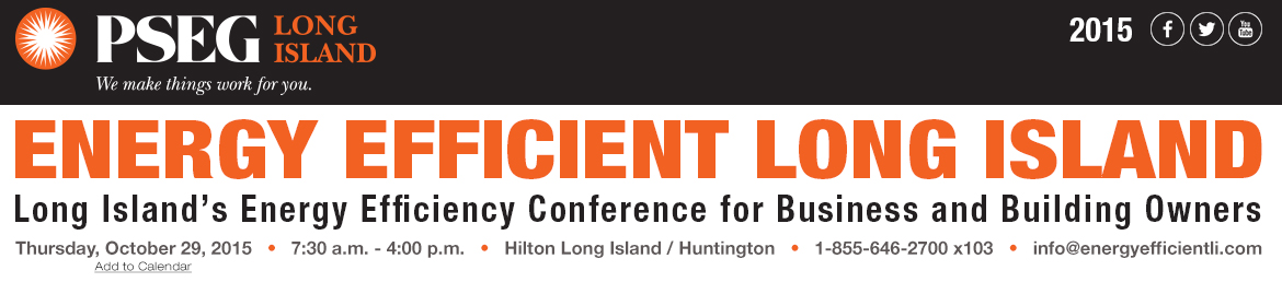 PSEG Long Island Energy Efficiency Conference
